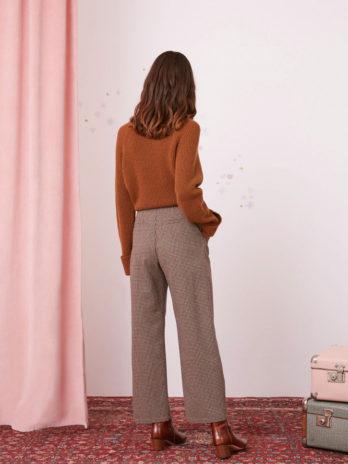 Pantalon Ethan Noisette – Des Petits Hauts