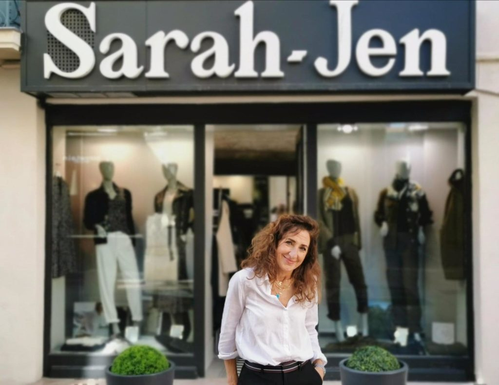 Sarah Jen Vêtements Femme Nimes