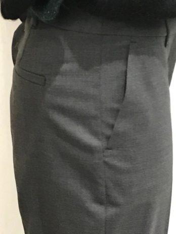 Pantalon droit  Alleanza – Penny Black