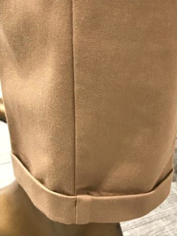 Pantalon droit sport Vespro – Penny Black