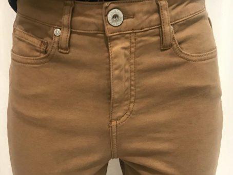 Pantalon Colette Camel Denim Studio zoom