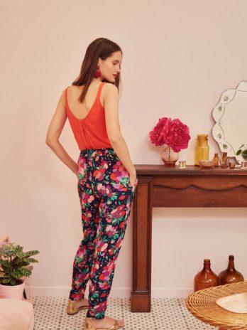 Pantalon Thalou Flora – Des Petits Hauts