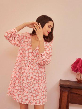 Robe courte Santana Besito – Des Petits Hauts