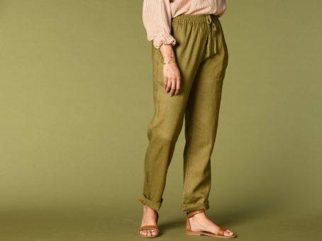 Pantalon Liloye Militaire Harris Wilson