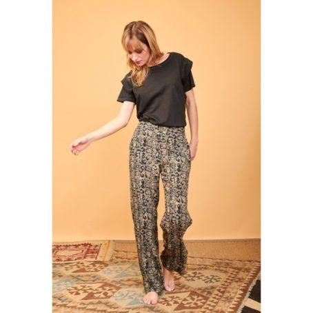 Pantalon Paquin kaki - MKT Studio