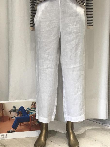 Pantalon Harris Wilson Lilord Blanc