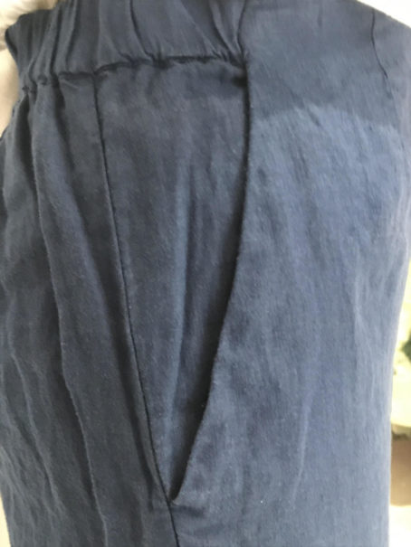 Pantalon Harris Wilson Lilord marine zoom