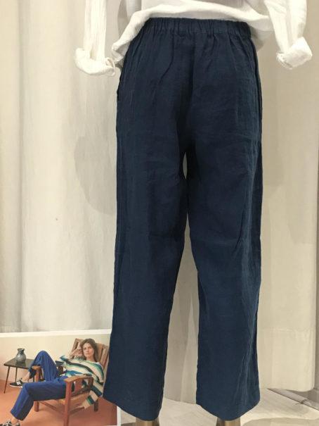 Pantalon Harris Wilson Lilas marine