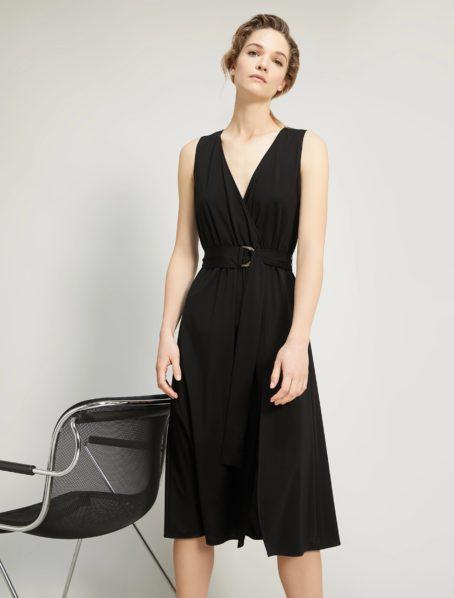 robe noire ammirato penny black