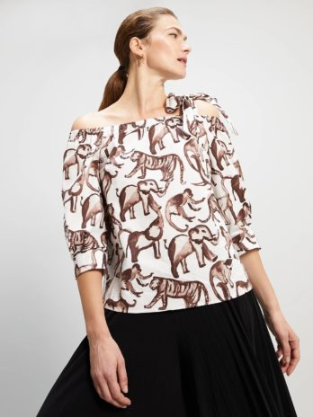 Blouse Insolito – Penny Black