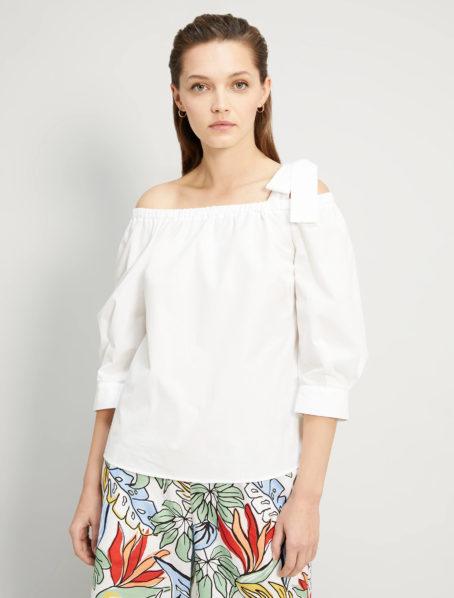 blouse insolito blanc penny black