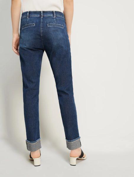 Jeans Eroe Penny Black back